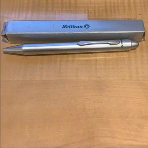 Pelikan silver ballpoint pen
